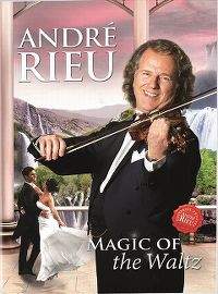 Cover André Rieu - Magic Of The Waltz [DVD]